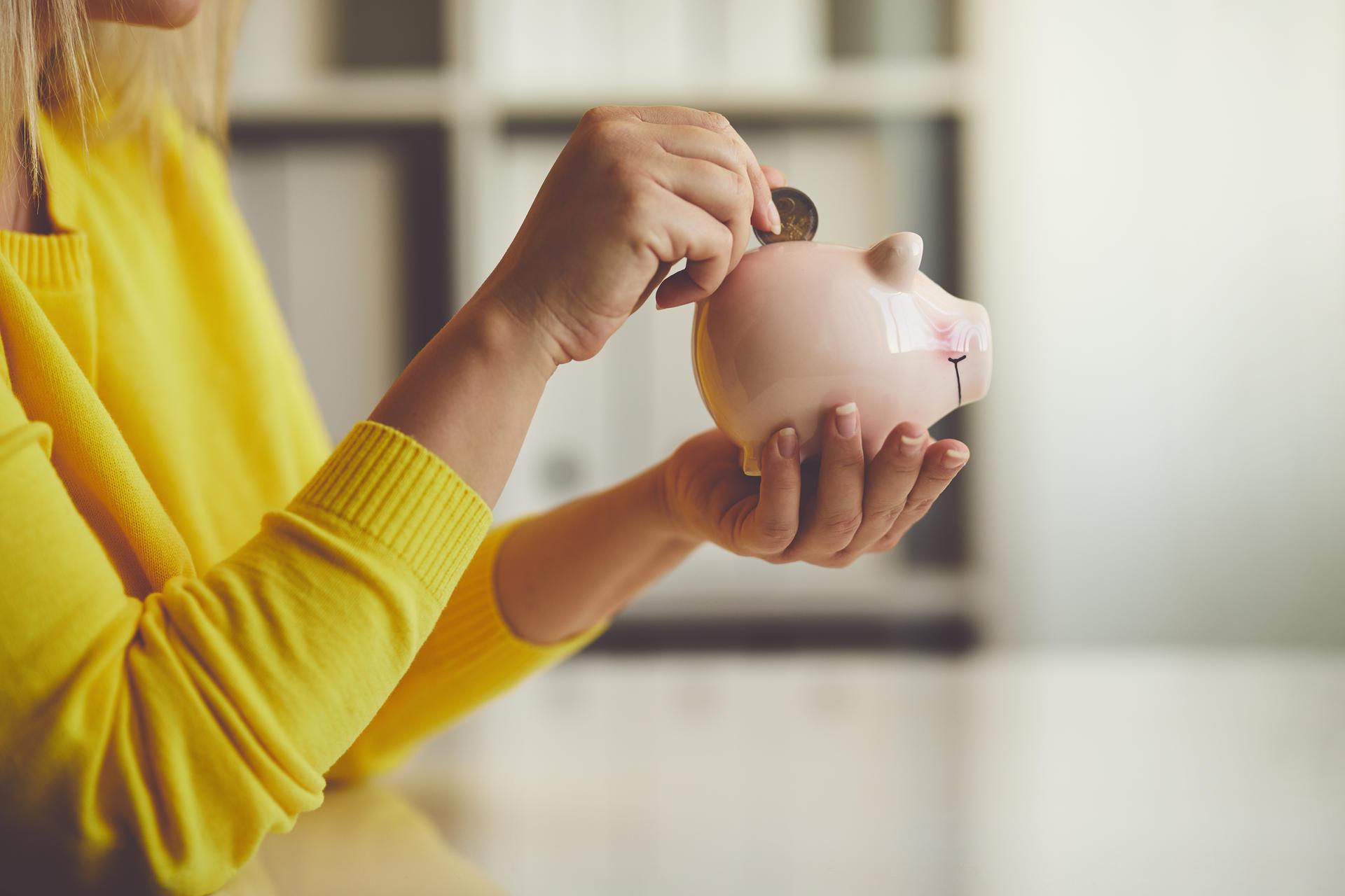 Sparen lohnt
